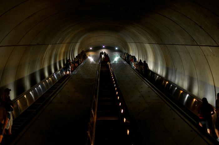 Metro up