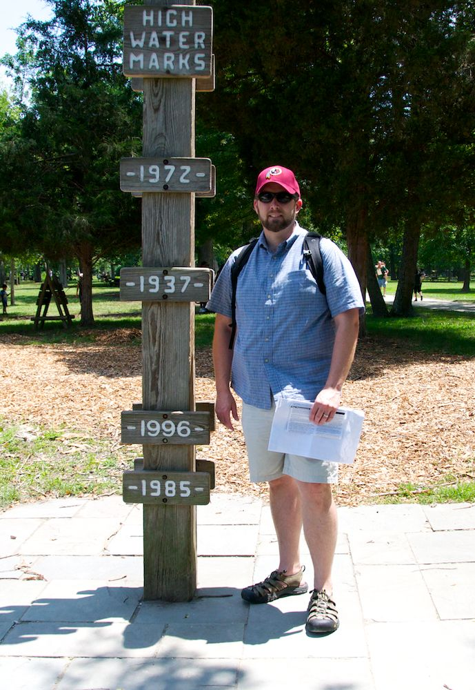 James water marker