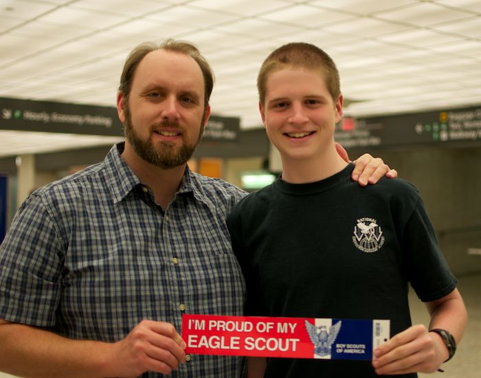 Airport Eagle Scout