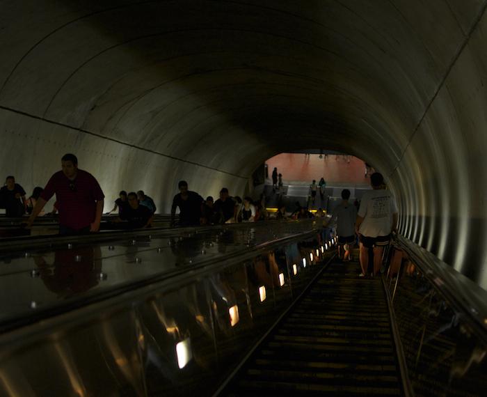 Metro down