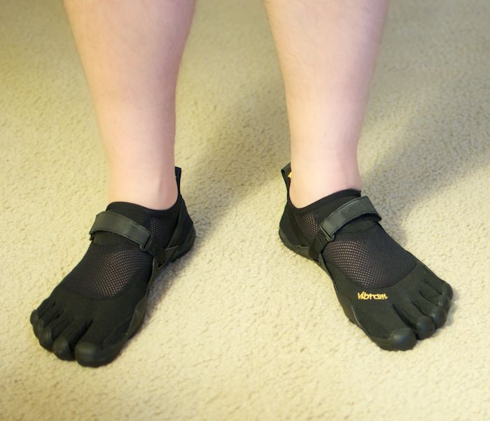 James black vibram 1