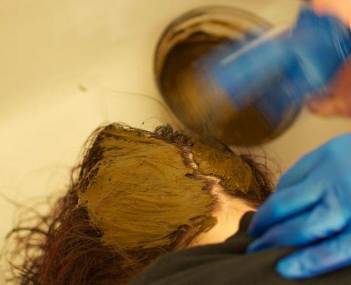Mehandi henna for hair 8