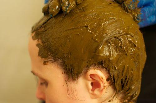 Mehandi henna for hair 10