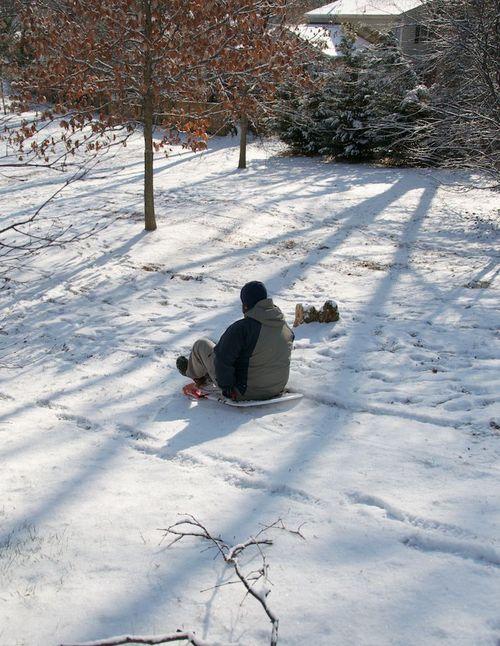 James sled